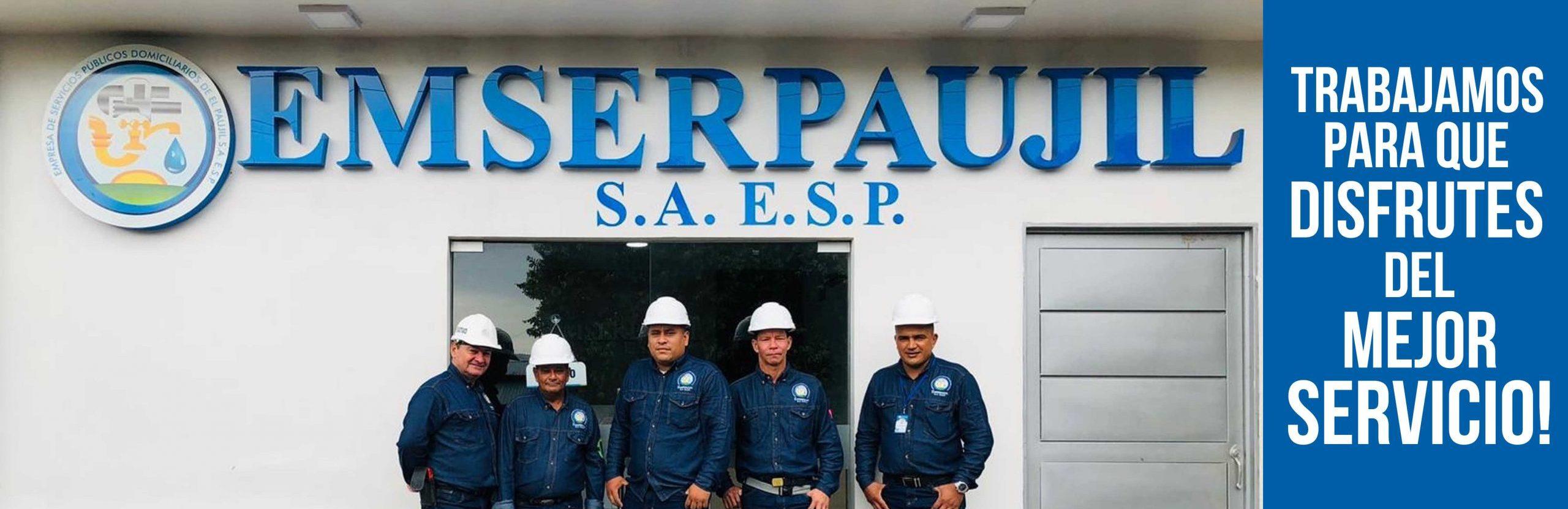 La empresa de servicios públicos domiciliarios de El Paujil